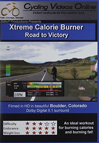 Xtreme Calorie Burner! Road to Victory. Boulder Colorado. Indoor ...