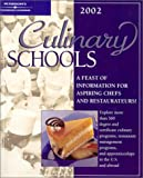 Culinary Schools 2002, Peterson's Guides Staff, 076890563X