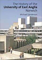 History of the University of East Anglia, Norwich