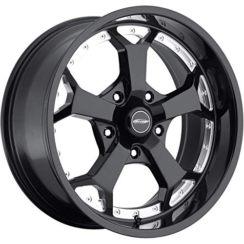 Pro Comp Wheels PRO COMP XTREME ALLOYS SERIES 8180 GLOSS BLACK -