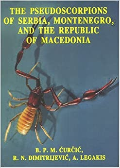 Bitorrent Descargar Pseudoscorpions Of Serbia, Montenegro, & The Republic Of Macedonia: 8 El Kindle Lee PDF