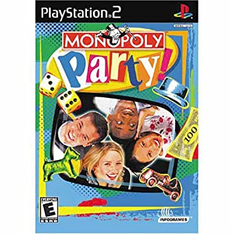 Monopoly editions classic and world ps2 playstation 2 sony pal fr.