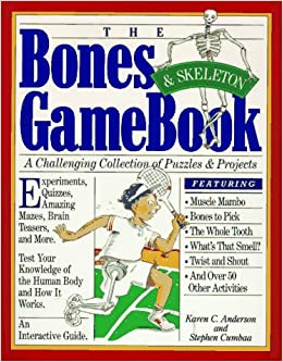 The Bones   Skeleton Gamebook (Hand in Hand with Nature)  Stephen ... 736b869ae25