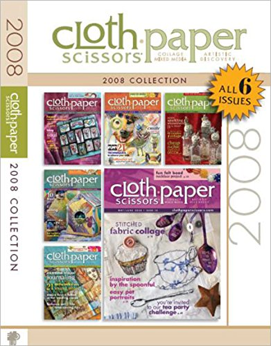Download Cloth Paper Scissors 2008 Collection CD ebook