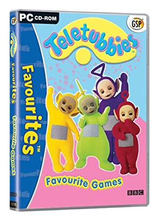 Let's play teletubbies 2: favorite games part 1 youtube.