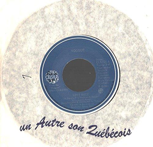 Voggue: Love Buzz / Back Again 7