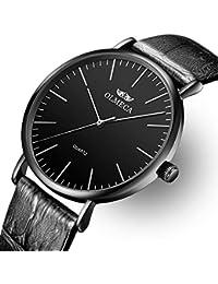 Men's Watches Luxury Wristwatches 41mm Simple Dial Quartz...
