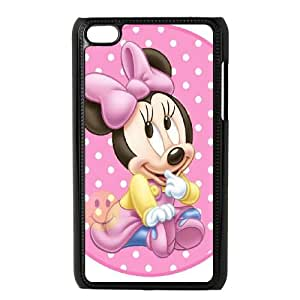 iPod Touch 4 Case Black Mickey and Minnie S0414829