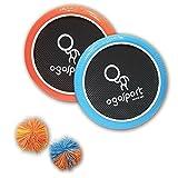 OgoSport OgoDisk Xs 2 Pack Set + 2 OgoSoft Koosh Balls