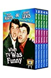 The Dean Martin & Jerry Lewis Collection: When TV Was Funny