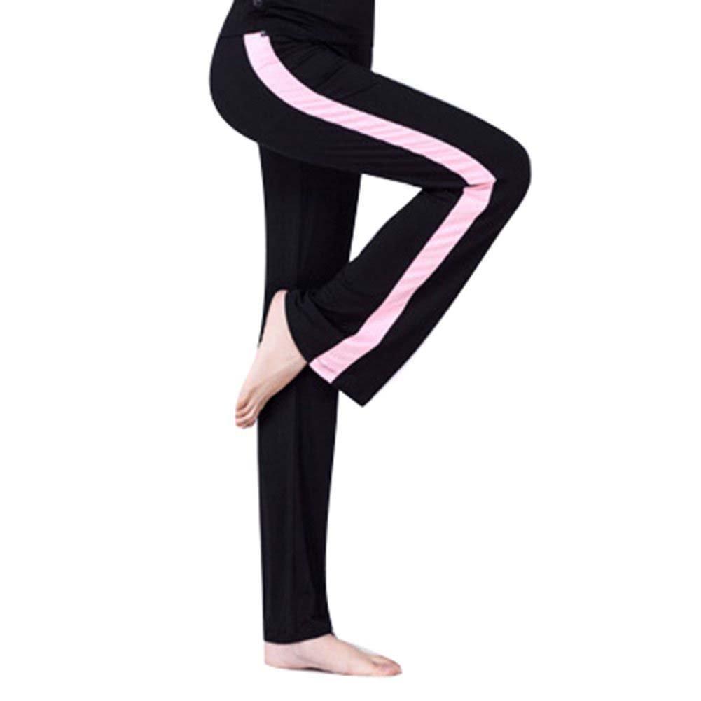 Pantalones de Yoga de los Pantalones Suaves de Las Mujeres ...