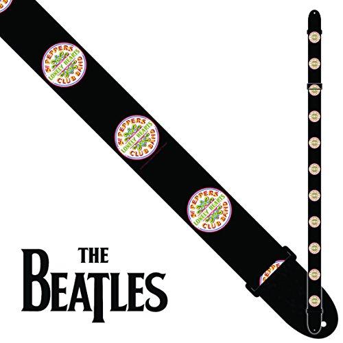 Perris Leathers LPCP-6083 The Beatles Guitar - Guitar Beatles Straps