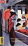 Nouvelles allemandes contemporaines, édition bilingue (allemand/français) par Lemercier