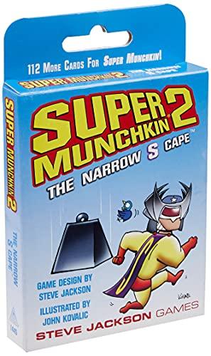 Steve Jackson Games Super Munchkin 2  Revised
