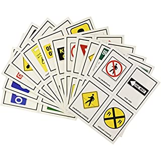 Survival Signs and Symbols Learning Cards