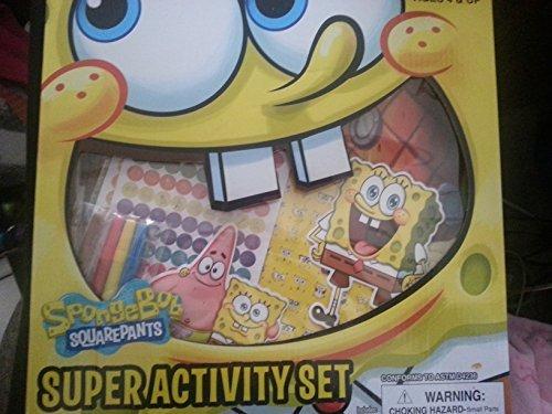 Nickelodeon Sponge Bob Square Pants Tabletop Pinball Machine, Plastic (8775)