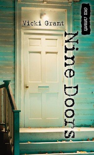 book cover of Nine Doors & Nine Doors by Vicki Grant pezcame.com