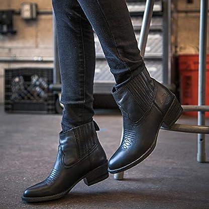 HARLEY-DAVIDSON Ladies Ankle Boot Curwood 2