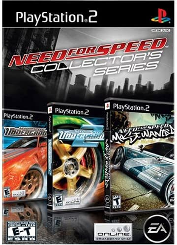 Need for Speed Collection (Need for Speed Underground, Need