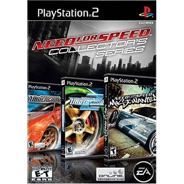 Amazon Com Need For Speed Collection Need For Speed Underground