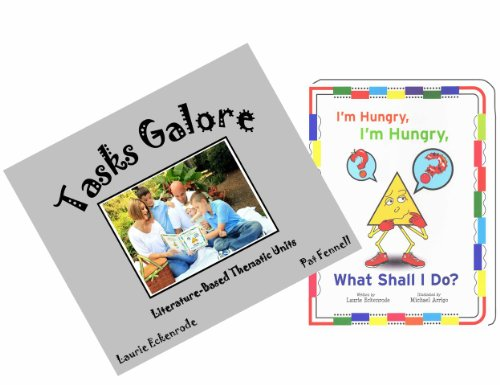 Tasks Galore Literature-Based Thematic Units [2-Book Set]