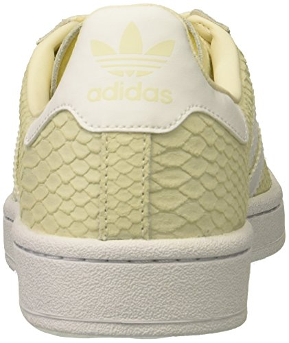 W Chalk White Campus Originalscampus metallic Gold Femme Adidas white BO7qA