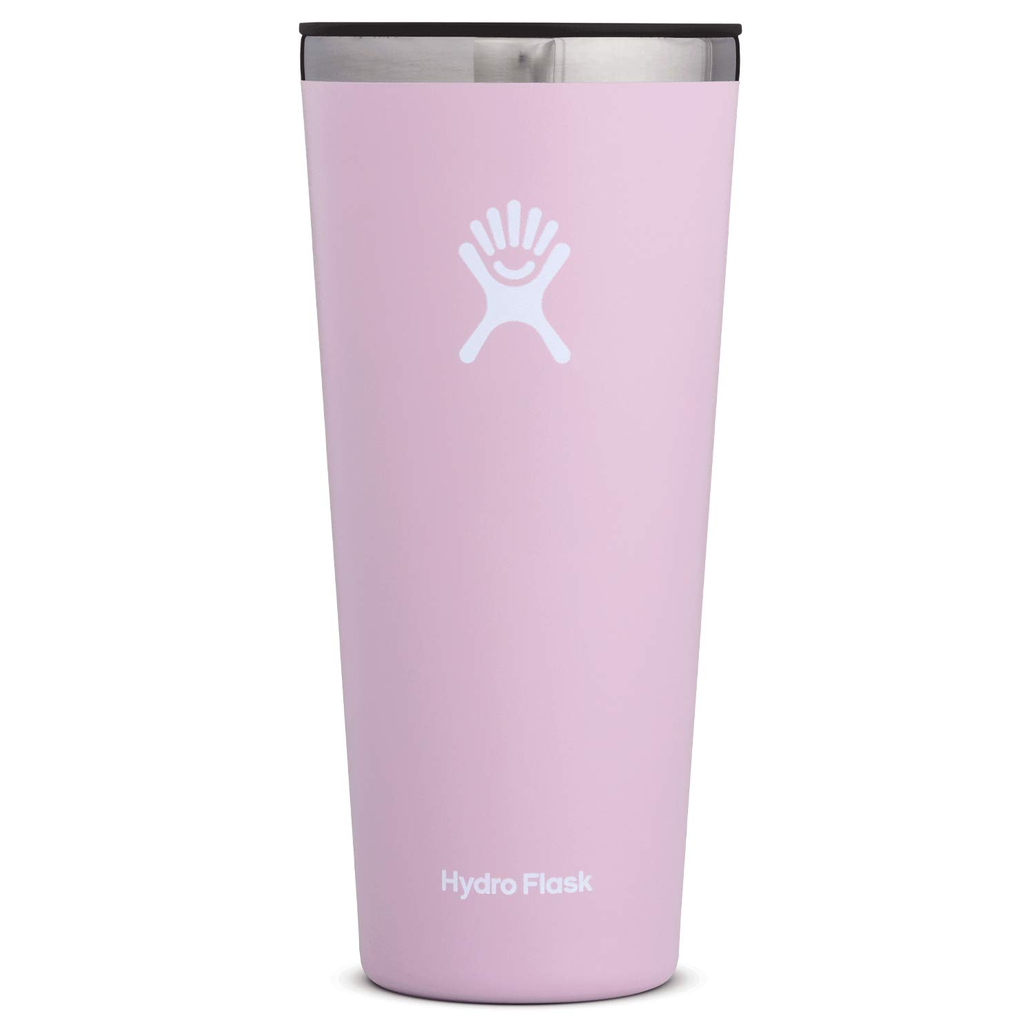 Hydro Flask Tumbler Cup - Stainless Steel & Vacuum Insulated - Press-In Lid - 32 oz, Lilac by Hydro Flask