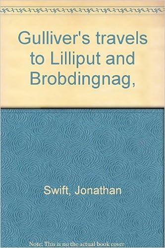 similarities between lilliput and brobdingnag
