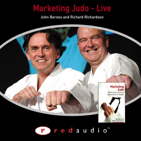Marketing Judo Live - Audio CD by Red Audio