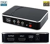 AllAboutAdapters Premium HD Component Video HDMI digital Recorder
