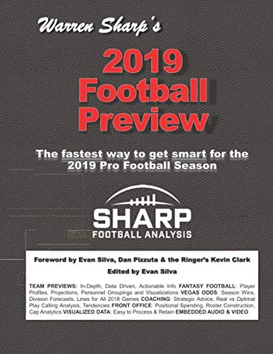 Warren Sharp's 2019 Football Preview