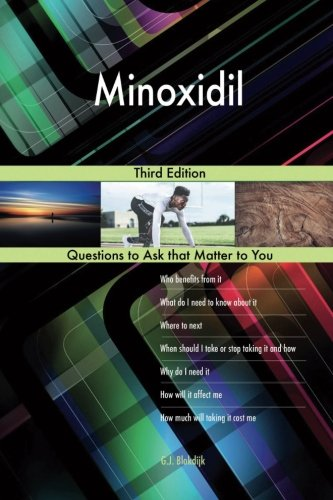 Price comparison product image Minoxidil; Third Edition