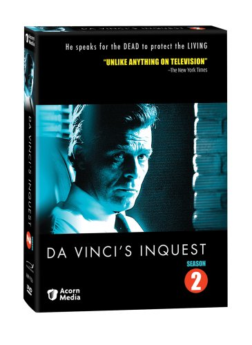 Davinci Library Set - Da Vinci's Inquest - Season 2