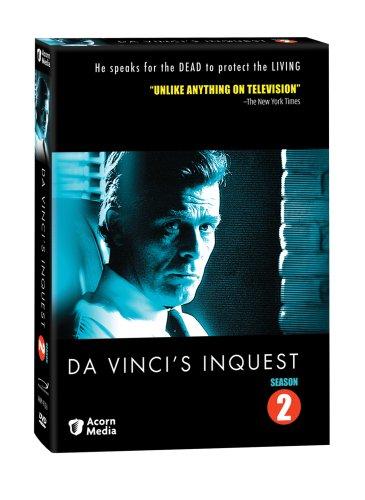 Da Vinci's Inquest - Season 2 (Cast Of Da)