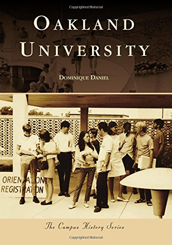 Download Oakland University (Campus History) pdf epub