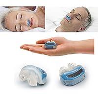 HLDUYIN La Nariz Que Respira el silicón Ambiental del ABS releva roncar con eficacia Alivia el Extremo del asma releva el Aparato Que ronca