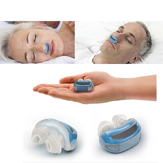 YLOVOW Dilatador Nasal Best Breathe, para Mejorar Respiración ...