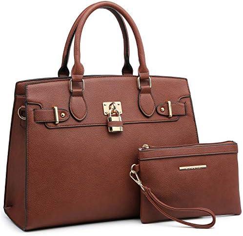 Dasein Handbags Purses Shoulder Satchel