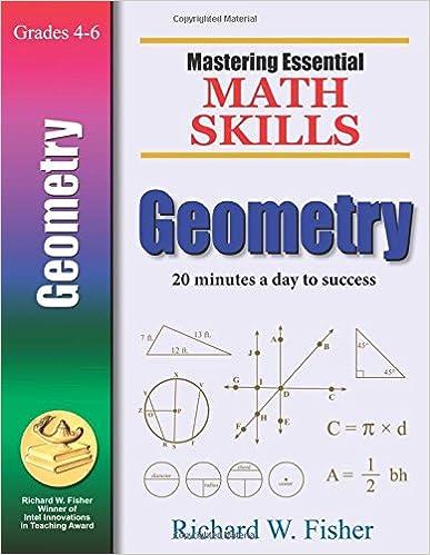 Amazon geometry mathematics books mastering essential math skills geometry fandeluxe Choice Image
