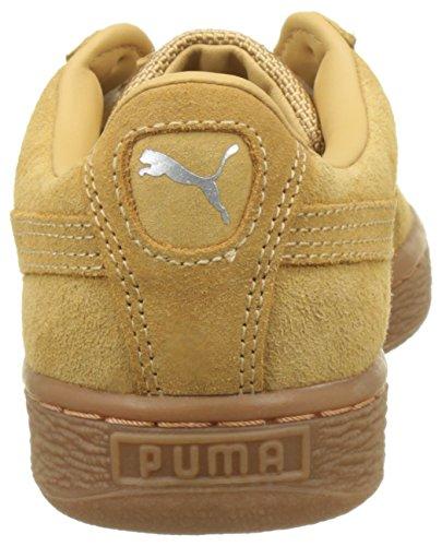 taffy Beige Classic Zapatillas Weatherproof Adulto taffy Unisex Puma Basket 0qwpYB0