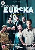 A Town Called Eureka - Season 4.5 [DVD]
