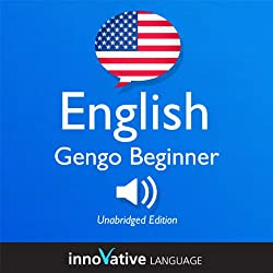 Learn English- Gengo Beginner English, Lessons 1-30
