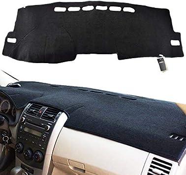 Dashboard Dash Mat DashMat Anti-sun Dash Pad Cover For Toyota Corolla 2009-2013