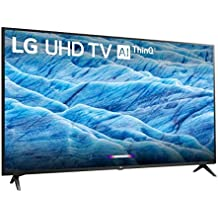 LG 43UM7300 / 43UM7300PUA / 43UM7300PUA 43 inch Class 4K Smart UHD TV w/AI ThinQ (42.5 Diag) (Renewed)