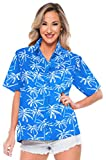 Women Hawaiian Shirt Beach Blouses Tank Top Aloha Casual Holiday Regular Fit