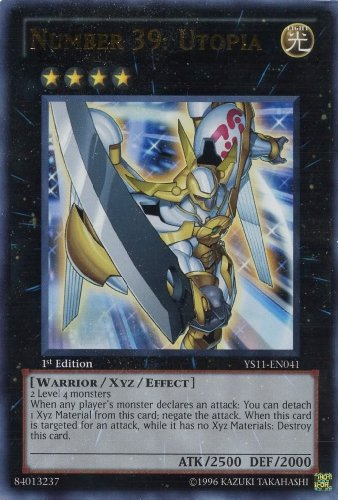 yugioh number cards 39 - 1