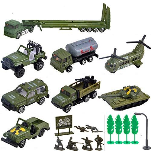 military tank diecast - 9