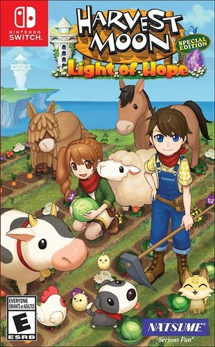 Harvest Moon: Light of Hope Special Edition - Nintendo - Switch Animal
