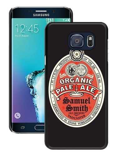 Samuel Smith Pale Ale (Galaxy S6 Edge+ Case,Samuel Smith Organic Pale Ale Black Shell Case for Samsung Galaxy S6 Edge Plus,Fashion Look)
