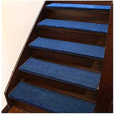 Alfombra moderna y elegante Peldaños para escaleras Hogar Alfombra para escaleras Cinta libre Alfombras para escaleras Peldaños para escaleras Alfombras para escaleras antideslizantes Escaleras Alfomb: Amazon.es: Hogar